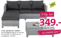 Lounge-Set Libero von Jardini