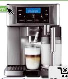 Kaffeevollautomat ESAM 6700 von DeLonghi
