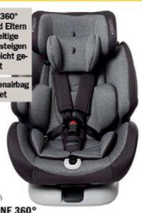 Kindersitz One 360 von osann