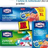 Zipper Allzweck-Beutel von Toppits