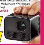 Mobiler Mini-Beamer PicoPix Nano PPX120 von Philips