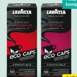 Kaffee-Kapseln von Lavazza
