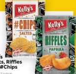 Giants Chips von Kelly's