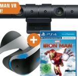 Virtual Reality Brille PS4 von Sony