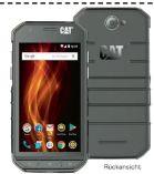 Smartphone S31 von CAT