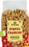 Bio Dinkel Crunchy Müsli von Alnatura