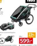 Chariot Lite2 von Thule