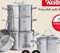 Kochtopfset Palermo von Fissler