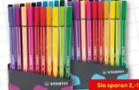 Pen 68 Color Parade von Stabilo