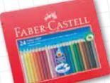 Farbstifte Colour Grip von Faber Castell