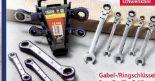 Gabel-Ringschlüsselsatz von Kraft Werkzeuge