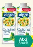 Soja-Cuisine von Alpro