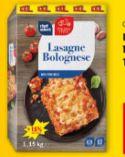 Lasagne Bolognese von Chef Select