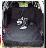 Premium-Kofferraumschondecke von Diamond Car