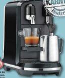 Nespresso Kapselmaschine Creatista Uno Black Sesame von Sage