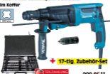 Profi-Elektronik-Bohr-Stemmhammer-Set HR 2630 TX von Makita