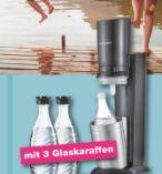 Getränkezubereitung Crystal 2.0 Titan von Sodastream