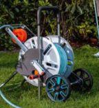 Schlauchwagen AquaRoll M Easy Set von Gardena