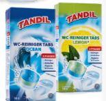 WC-Reiniger Tabs von Tandil