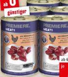 Meati Hundenahrung von Premiere Tiernahrung
