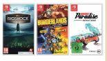 Diese Games von Nintendo Switch
