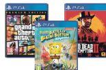Diese Games von PlayStation 4
