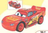 Lightning McQueen Crazy Crash von Dickie Toys