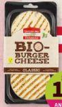 Bio-Burger Cheese von Genussland Österreich