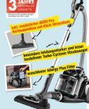 Staubsauger LX8-2 ÖKO von AEG