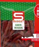 Kaminwurzerl von S Budget