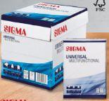 Kopierpapier A4 von Sigma