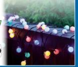 LED-Solar-Lichterkette von I-Glow
