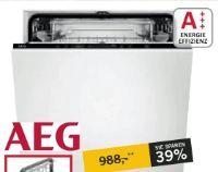 Einbaugeschirrspüler GVI535Z von AEG
