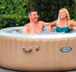 Whirlpool Pure Spa Bubble Massage von Intex