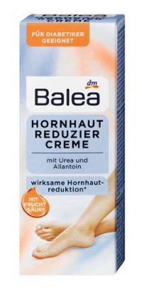Hornhaut Reduziercreme von Balea