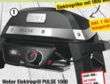 Elektrogrill Pulse 1000 von Weber