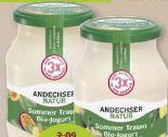 Bio-Fruchtjoghurt von Andechser Natur