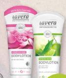 Bodylotion von Lavera