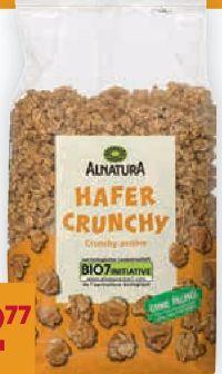 Hafer Crunchy von Alnatura