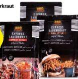 Express-Sauerkraut von BBQ