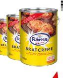 Bratcreme von Rama