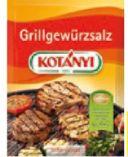 Grillgewürz von Kotányi