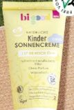 Kinder Sonnencreme von bi good