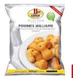 Pommes Williams von 11er