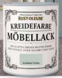 Möbellack Kreidefarbe von Rust-Oleum