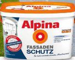 Fassadenfarbe Fassadenschutze von Alpina