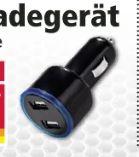Auto-USB-Ladegerät von Diamond Car