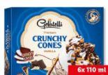 Crunchy Cones von Gelatelli