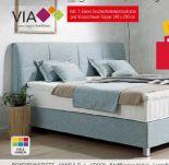Boxspringbett Vanda De Luxe VD02 von Via