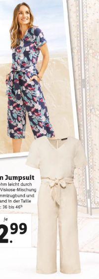 Damen Jumpsuit von Esmara